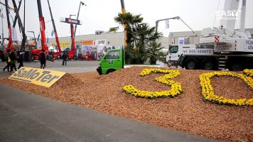 SaMoTer 2017 I International Earth Moving and Building Machinery Exhibition