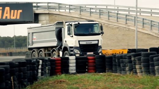 """The launch of the new DAF range """"Pure Excellence"""""""