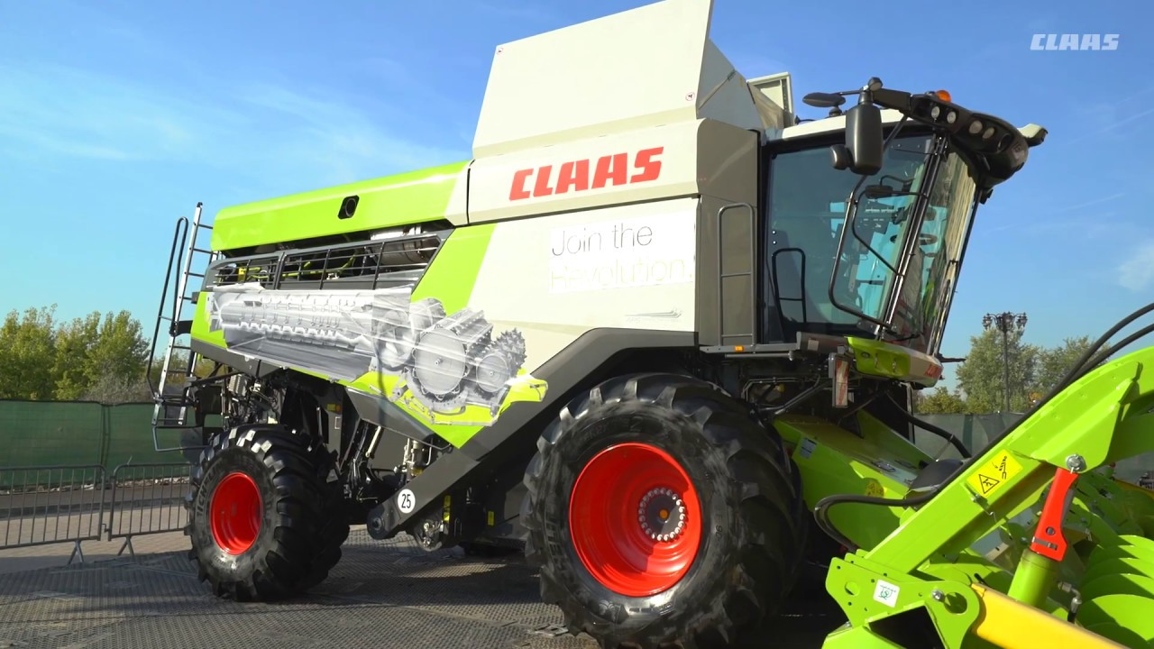 Join the CLAAS revolution @ Parliament Palace – Bucharest