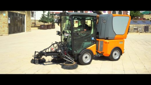 KARCHER MIC 42 –  even in areas with strict pollution standards