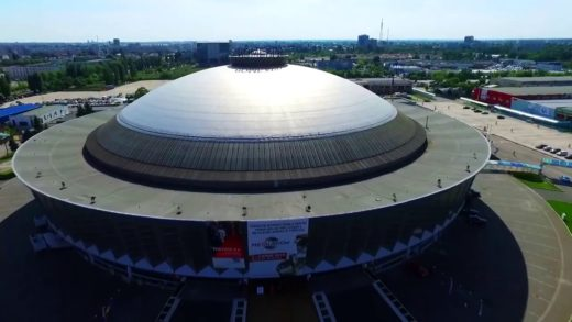 Romexpo Bucharest presentation film 2019