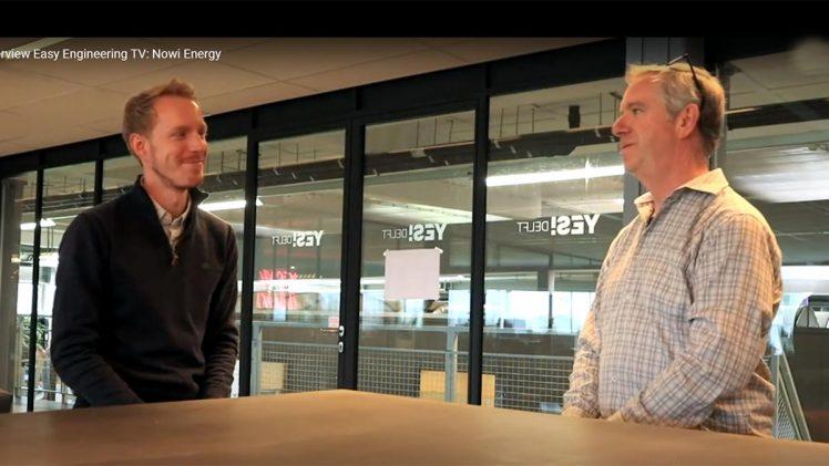 Interview Easy Engineering TV: Nowi Energy